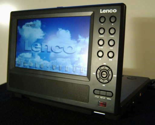 dv rec test lenco mes 210 car dvd player. Black Bedroom Furniture Sets. Home Design Ideas